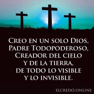 Imagen católica de la cruz