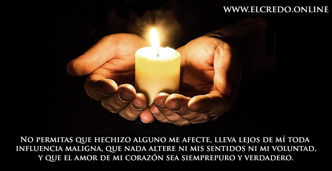 oración de luz