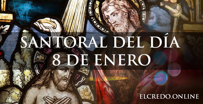 Santos católicos del mes de enero